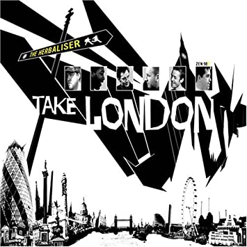 Take London by Ninja Tune - Amazon.com Music