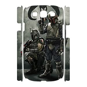 Samsung Galaxy S3 I9300 Case 3D Star Wars Soldier Diy Case