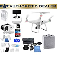 DJI Phantom 4 Pro Quadcopter Best Accessory Basic Bundle Package Deal