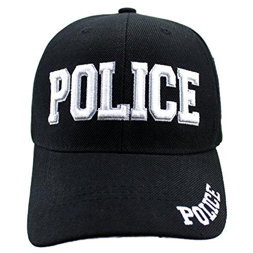 [Enimay Police Officer Event Cop Hat Cap Single] (Cop Hat)