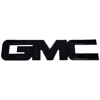 All Sales 96502K Billet Tailgate / Liftgate Emblem – Black Powdercoat: Automotive