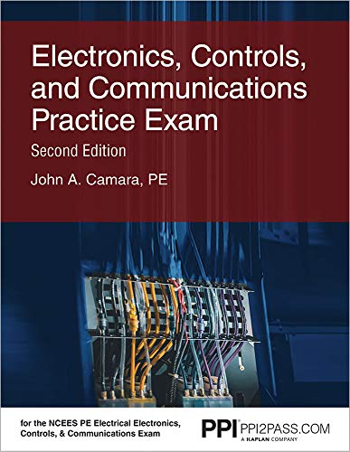Electronics, Controls, and Communications Practice Exam (Electronic Manual)