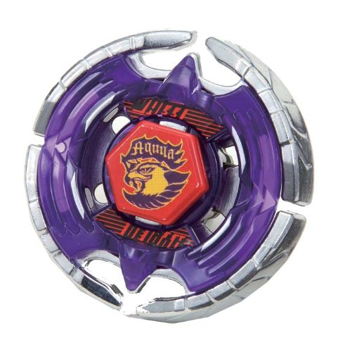 (Beyblades JAPANESE Metal Fusion Battle Top Starter #BB47 Earth Eagle 145WD Includes Light Launcher!)