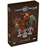 Ares Games Sword and Sorcery: Onamor Hero Pack