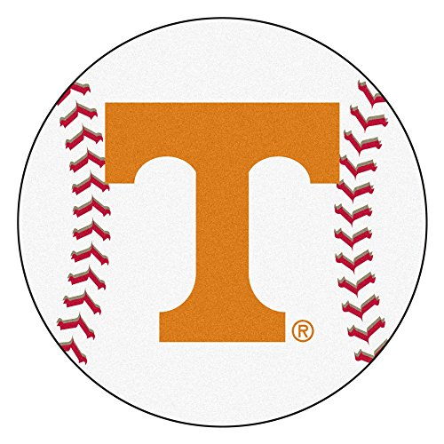 Tennessee Baseball Rug - Fan Mats University of Tennessee Baseball Area Rug