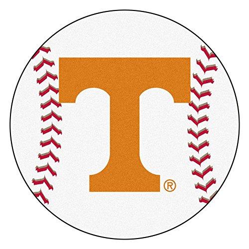 Fan Mats University of Tennessee Baseball Area Rug