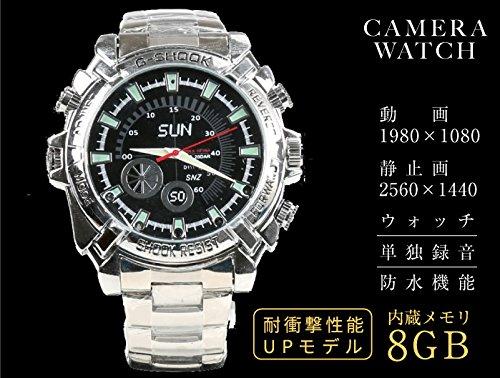 激安人気新品 【TONBOWIZM】腕時計型カメラ ビデオ 小型カメラ スパイカメラ 隠しカメラ 隠しカメラ ビデオ レコーダー マルチ腕時計 1080P 小型カメラ 動画撮影 静止画撮影 音声録音 WEBカメラ 8GB内蔵 B01M3YO0LR, 東京ぶらんど:96764f50 --- a0267596.xsph.ru