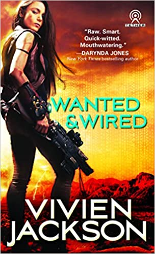 Amazon com: Wanted and Wired (9781492648161): Vivien Jackson: Books