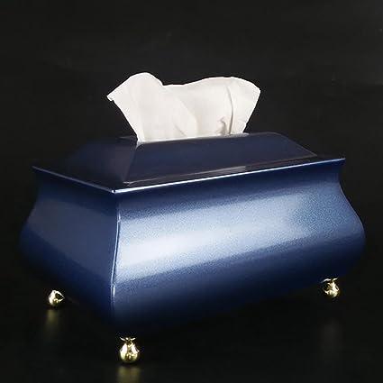 Amazon Com Lpy Tissue Box Luxury Style Handicrafts Creative Home