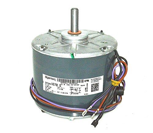 Trane American Standard Condenser FAN MOTOR 1/8 HP 230v X70370245010 MOT12004 by Trane GE Genteq