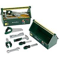 Klein - 8573 - Jeu d'imitation - Caisse à outils Bosch avec accessoires
