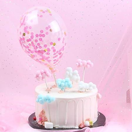 Fewxdsad - Juego de 9 piezas de decoración para tartas de ...