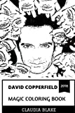 David Copperfield Magic Coloring Book: The Most Commercially Successful Magician in the History and Illusionist, Emmy Award Winner and Receiver of ... Adult Coloring Book (David Copperfield Books)