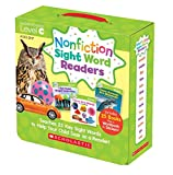 Nonfiction Sight Word Readers Parent Pack Level C: Teaches 25 key Sight Words to Help Your Child Soar as a Reader! by Liza Charlesworth (2015-09-01)