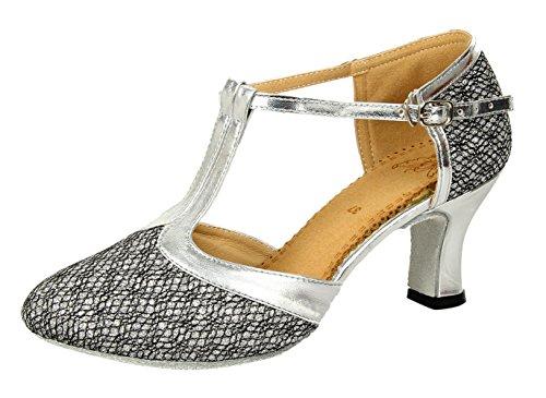 Pour Chaussures Latine Honeystore De Ferm Femmes Danse Jane Mary OXq7xd0q