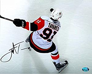 Autograph 119987 New York Islanders Image No. Sc9 John Tavares Autographed 8 x 10 in. Photo
