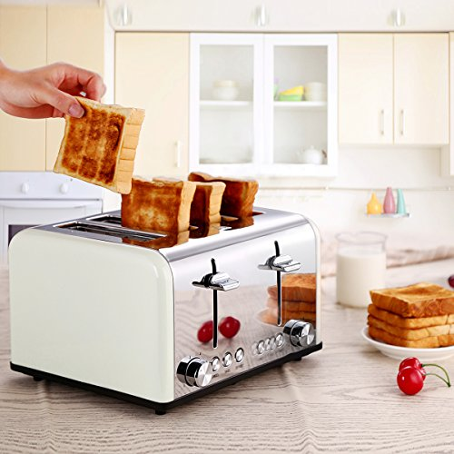 Buy rated 4 slice toaster
