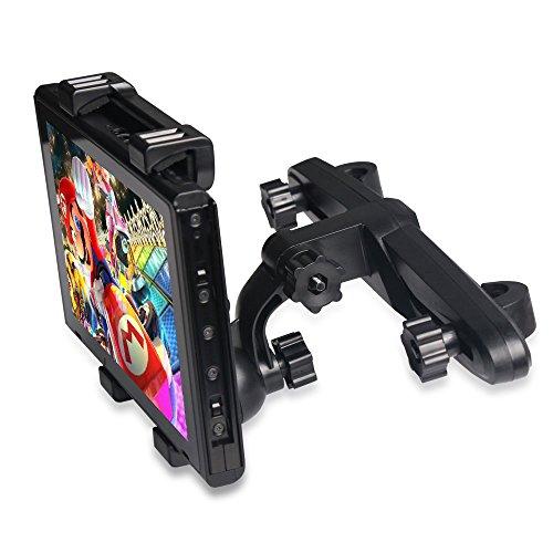 Headrest Degrees Rotation Nintendo iphone7
