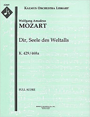 Easy Compositions by Mozart and Beethoven: For Advanced Piano: 0 (Kalmus Edition)