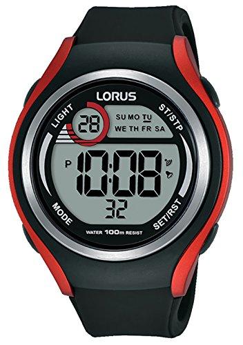 Lorus digital man R2379LX9 Mens quartz watch