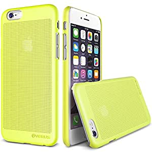 iPhone 6 Case, Verus [Slim Hard Case] iPhone 6 4.7 Inch Case [Slim Dot][Sporty Lime] - Extra Slim Fit Protective Hardshell Case - Verizon, AT&T, Sprint, T-Mobile, International, and Unlocked - Case for Apple iPhone 6 4.7 Inch Late 2014 Model