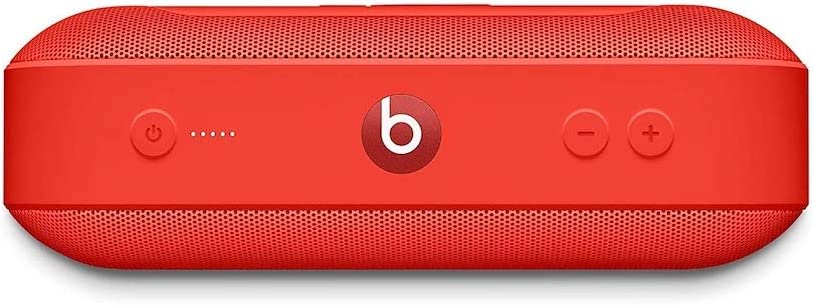 Beats Pill+ Portable Wireless Speaker - Stereo Bluetooth, 12 Hours Of Listening Time, Microphone For Phone Calls - (PRODUCT)RED