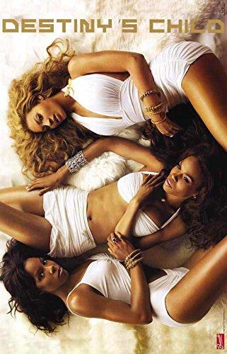 Destiny's Child 11 x 17 Music Poster