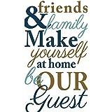 "Friends & Family Guest Paper Towels | 16 Ct. | 8"" x 4"""