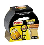 Pattex 1667258'' Power Adhesive Tape, Silver, 25 m