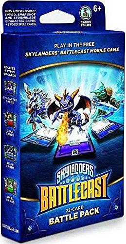 Skylanders Battlecast Spyro, Snap Shot & Stormblade Battle Pack