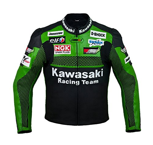 Kawasaki Racing Team Leather Jacket (XL (EU56))