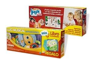 Playskool - Luci Music Sensac + Libro Actividades (Hasbro) 55008500