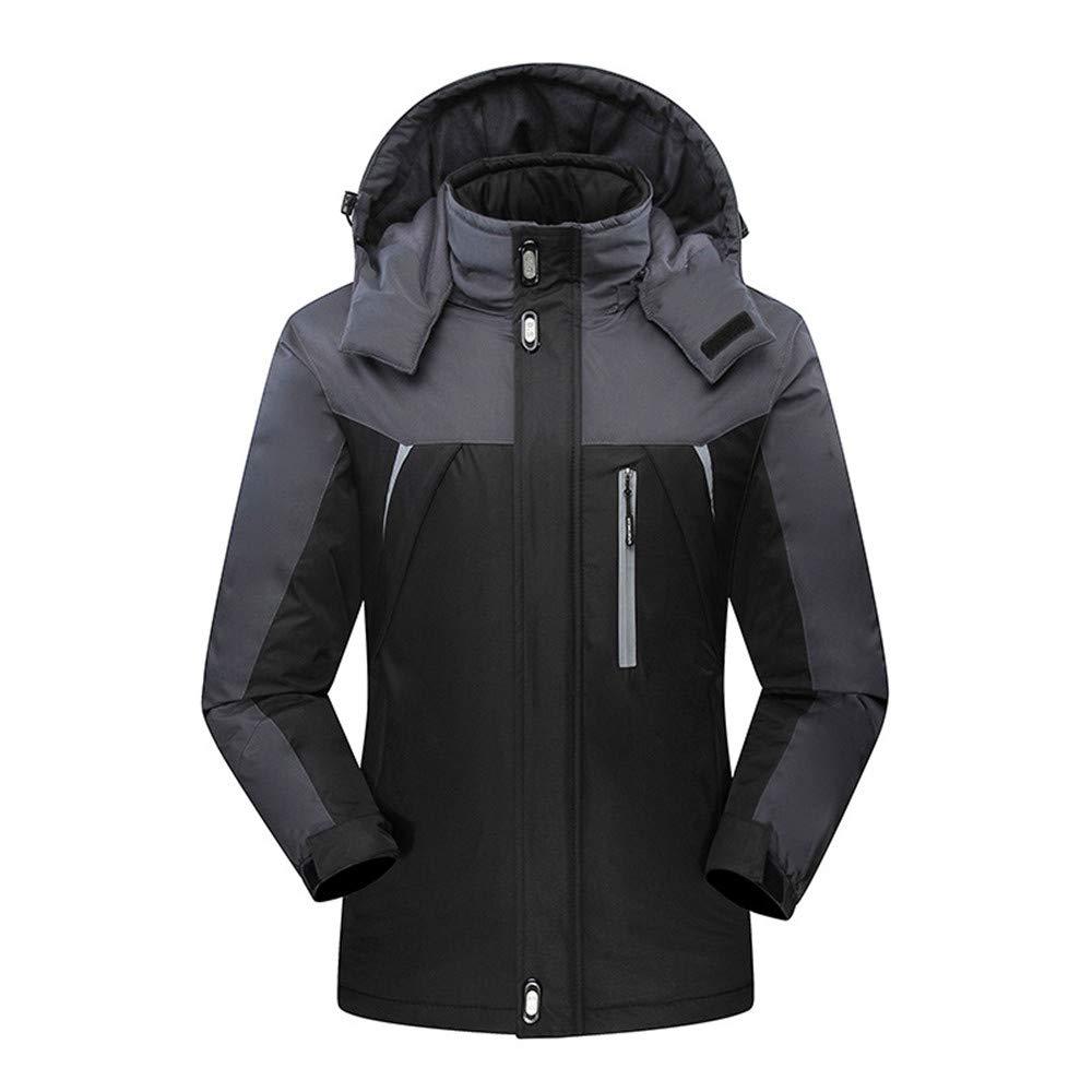Unisex Couple sweater Mens Mountain Ski Jacket with Waterproof Windproof  Rainproof Outdoor Activities Warm Snowboard Hiking Skiing Jacket Rain Snow  Jacket ... 2208cf6a7