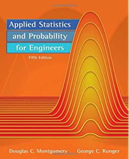 Amazon applied statistics and probability for engineers applied statistics and probability for engineers fandeluxe Choice Image