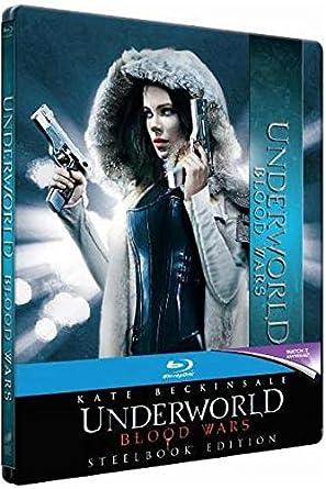 afc9fda90 Underworld : Blood Wars [Blu-ray + Copie digitale - Édition boîtier  SteelBook]