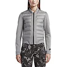 Nike womens TECH FLC AEROLOFT BOMBER 708913