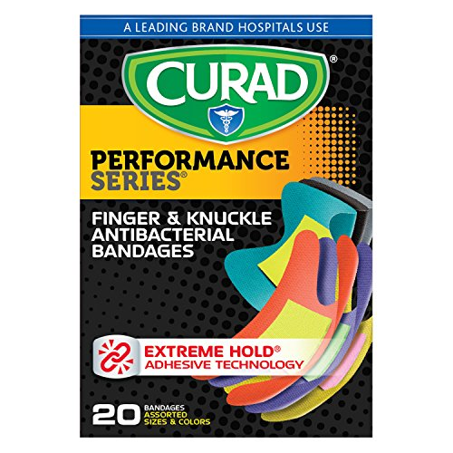 Curad extra strength waterproof bandages, 20 ct.