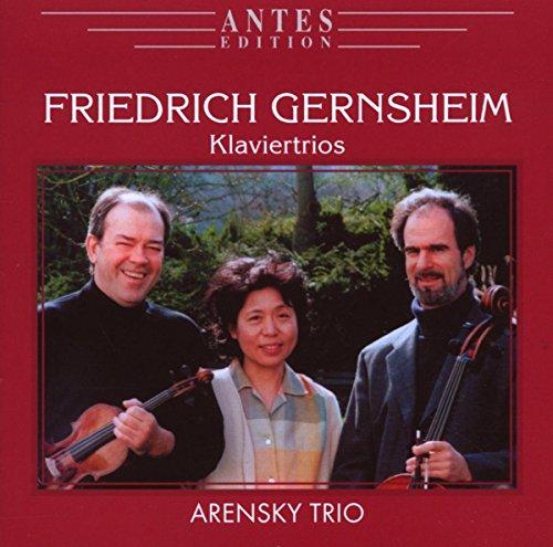 GERNSHEIM: Piano Trios ()