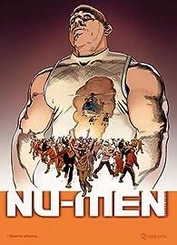 Nu-Men, Tome 1 : Guerre urbaine par Fabrice Neaud