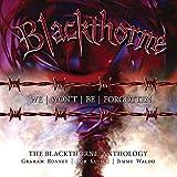 We Won't Be Forgotten: Blackthorne Anthology