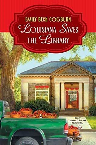 book cover of Louisiana Saves the Library