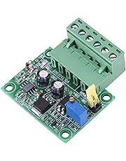 PWM convertidor de señal a voltaje,Placa analógica digital del módulo,Para el panel de control industrial PLC u otra conmutación de interfaz de señal,1KHZ-3KHZ
