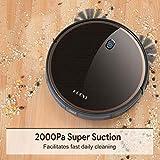 GOOVI Robot Vacuum, 2000Pa Robotic Vacuum Cleaner