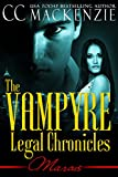 img - for The Vampyre Legal Chronicles - Marcus: Paranormal Vampire Romance - Book: 1 book / textbook / text book