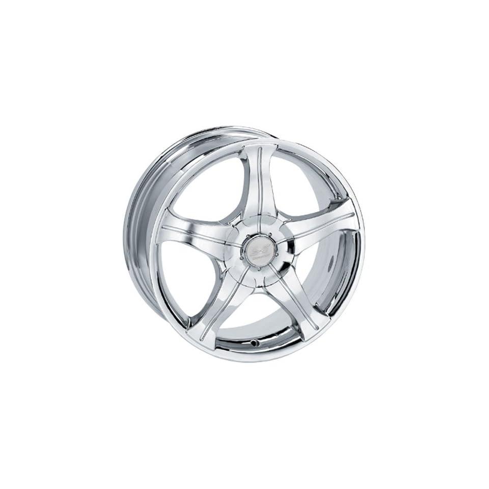 15x7 Sendel S16 (Chrome) Wheels/Rims 5x114.3/108 (S1615703C) Automotive