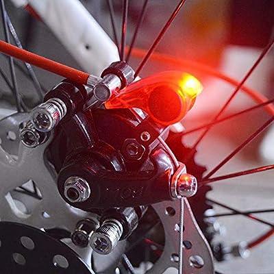 XFC-Caps, Bicicleta Luz de Freno Seguridad Bicicleta de Carretera ...
