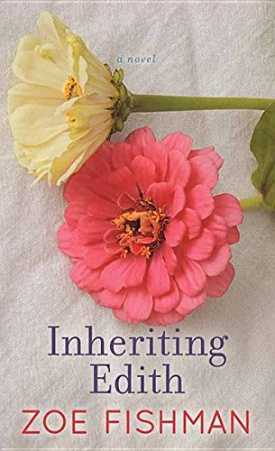 book cover of Inheriting Edith