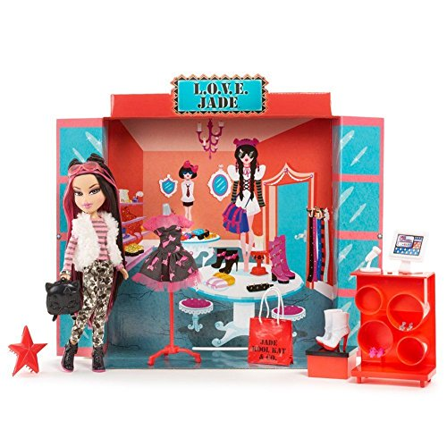 Bratz Boutique Doll - Jade Kool Kat and Co