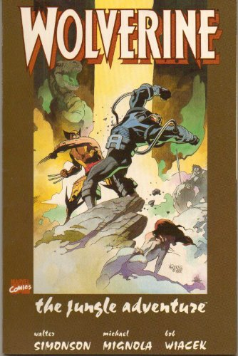 WOLVERINE (THE JUNGLE ADVENTURE)