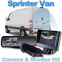 Complete Rear Camera System For Sprinter Van 2500 & 3500